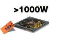 + de 1000W