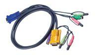 Cable monitor, teclado, ratón y audio PS/2 para SB 7120 y SB 6104