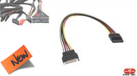Cable de extensión de alimentación SATA interno 16cm