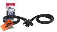 Cable adaptador Molex para 5 ventiladores PWM 45cm