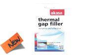 Adhesivo de silicona térmica 30 x 30 mm