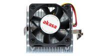 Cooler Akasa para Intel Pentium III socket 370 y AMD Athlon XP socket 462/A