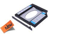 Adaptador Caddy HDD Tray 12.7mm negro