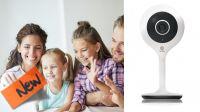 Cámara Smart WiFi 2MP 1080P HD Infrarrojos NVR cloud + SD  Control voz Amazon Alexa Mac IOS