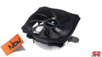 Cooler CPU Plannar120 Compatible AMD Ryzen/Intel Kabylake 100W