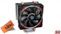 Cooler CPU DeepCyclone Compatible AMD Ryzen/Intel Kabylake 130W