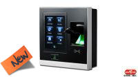 """Lector biométrico huella digital con pantalla TFT 2.8"""". Control de acceso y presencia"""
