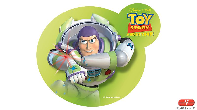 DY 7445   >> Tema: Toy Story