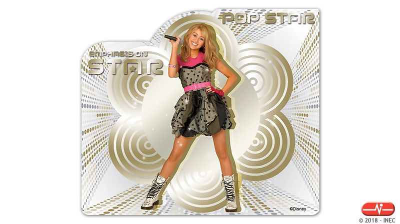 DY 7460 >> Tema: Hannah Montana Pop Star