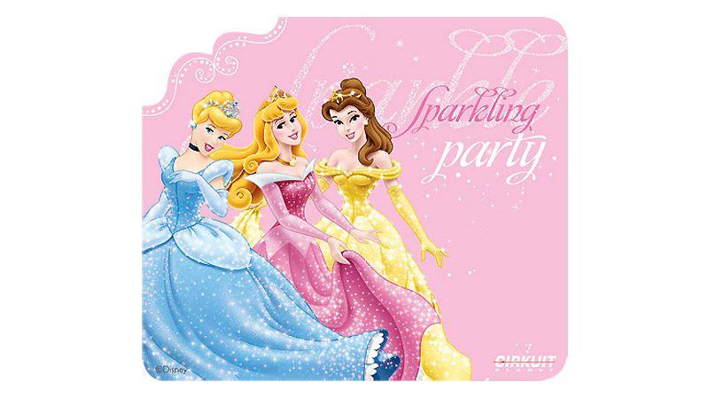 DY 7475 >> Tema: Princesas Disney