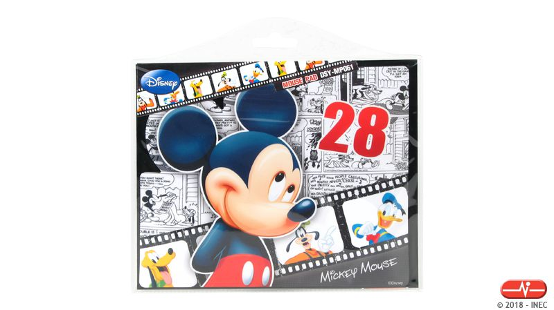 DY 7490 >> Tema: Banda diseñada Mickey & Friends