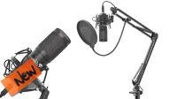 Micrófone GENESIS RADIUM  400 STUDIO USB
