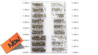 Kit de tornillos para portátil y tablet (300 piezas)
