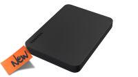 "Disco duro Toshiba Canvio Basics 2TB 2.5"" externo USB 3.0 negro"
