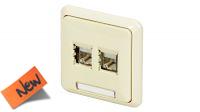 Cajas de embutir Ethernet