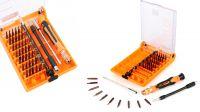 Kit de herramientas llaves precisión con extensor para tablet/movil 45 piezas