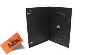 Archivador 1 CD/DVD slim negro