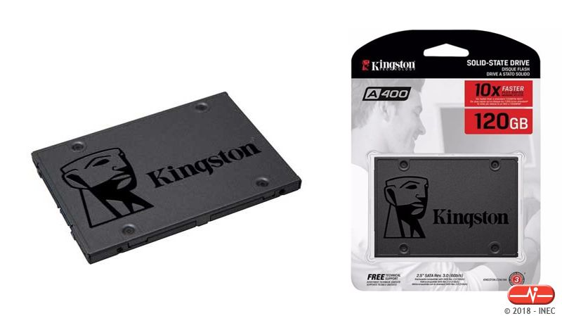 KG 4020 >> Capacidad: 120 GB