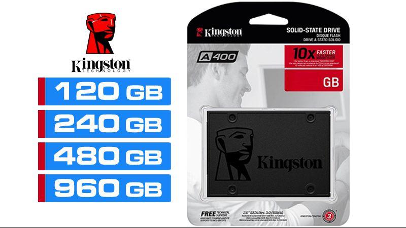 KG 4096 >> Capacidad: 960 GB