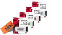 Pendrives USB - Kingston