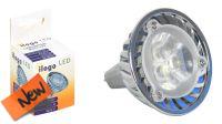 Lámpara LED 3.5W 6400K 12V