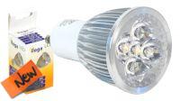 Lámpara Led GU10 6W 230V