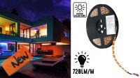 Tira de lámparas LED 14.4W 12V IP65 720 lumen 5 metros