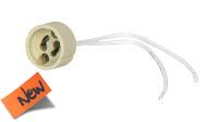 Porta lámparas cerámico GU10