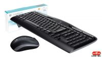 Kit de ratón y teclado Logitech Wireless MK330