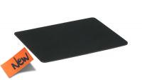 Alfombrilla de ratón neutra 18x22cm negra