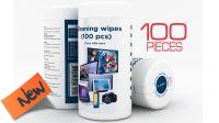 Toallitas de limpeza antiestáticas (100)