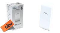 NanoStation Loco M5 5GHz con antena polarizada dual 13dBi