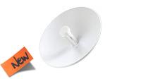 PowerBeam M5 5GHz 150+ Mbps 25dBi (7 piezas)