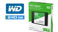 """Disco duro SSD Western Digital Green WDS240G2G0A 240Gb 2.5"""" 545MBs"""