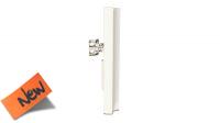 Estación base wireless con antena sectorial 90º 17dBi hasta 500mW MiMo 2x2 2.4Ghz