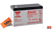 Bateria Yuasa SW280 chumbo ácido 12V 46.7W